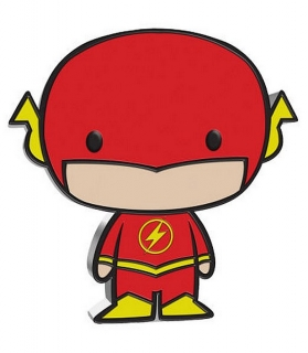 1 oz Ag stříbrná mince Collection DC Comics Series Chibi – THE FLASH