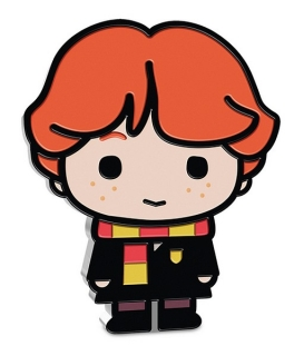 1 oz Ag stříbrná mince Collection Series Chibi HARRY POTTER – RON WEASLEY