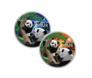Panda Day and Night set – PANDA DEN A NOC sada 2 mincí (2 x 30g) 2021